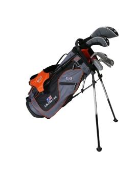 UL51 6-Club DV2 Driver Set, Grey/Orange Bag