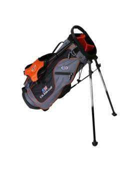 UL51 Stand Bag, Grey/Orange
