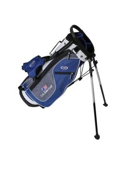 UL51 Stand Bag, Blue/Grey/White