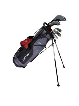 UL60 7-Club DV2 Driver Set, Grey/Maroon Bag