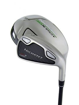 Nickent Golf - 3DX Hybrid Irons Ladies Graphite