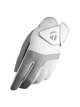 Taylormade Kalea Ladies Golf Glove - White/Grey