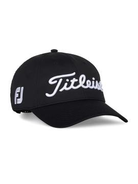 Titleist Tour Performance Cap - Black / White