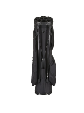 Mizuno BR-DX Stand Bag - Black/Black