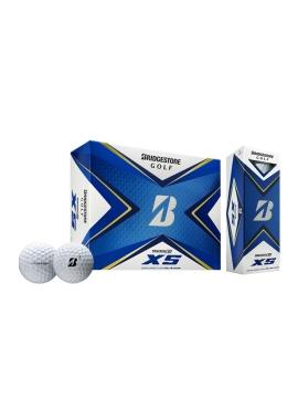 Bridgestone Tour B XS Golf Balls - 2020 - 1 Dozen White