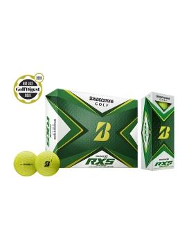 Bridgestone Tour R XS Golf Balls - 2020 - 1 Dozen White