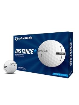 Taylormade 21 Distance+ - 1 Dozen White