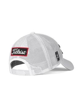 Titleist Tour Performance Mesh - Legacy Collection Cap - White/Black