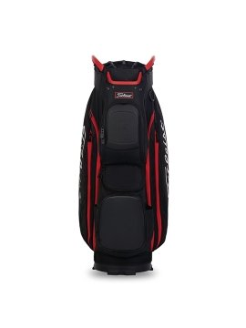 Titleist Cart 15 - Cart Bag Black / Red