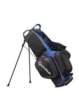 Taylormade 19 Select Stand Bag - Black/Blue