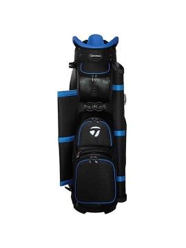 Taylormade Premium Cart Bag - Black/Blue/White