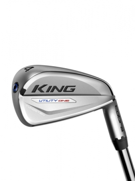 Cobra KING Utility - Graphite Shaft - Driving Iron