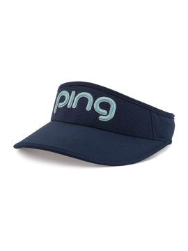 Ping Ladies Aero Visor - Navy/Teal