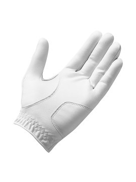 Taylormade Stratus Tech Men's Golf Glove - White