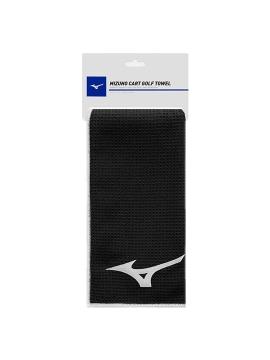 Mizuno Cart Towel Micro Fibre - Black