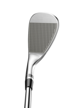 Taylormade Milled Grind 2 Chrome Finish - Steel Shaft - Wedge - Chrome