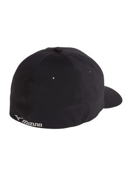 Mizuno Tour Delta Cap - Black/Silver