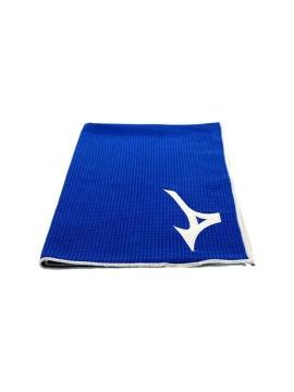 Mizuno Tour Towel Micro Fibre - Blue