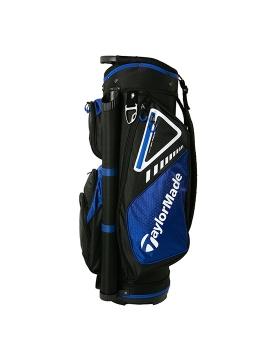 Taylormade Select LX Cart Bag - Black/Blue