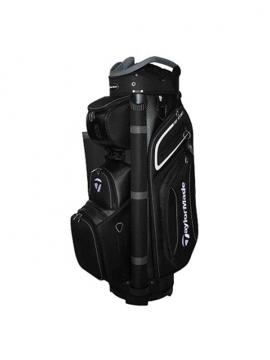Taylormade Premium Cart Bag - Black/Gray/White
