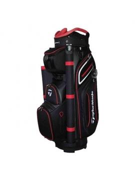 Taylormade Premium Cart Bag - Black/Red/White