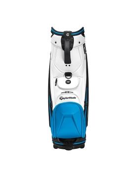 Taylormade Tour Cart Bag - Black/White/Blue