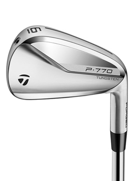 Taylormade P770 Forged - Steel - Iron Set