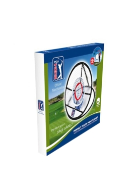 PGA Tour 3 Ring Practice Chipping Net