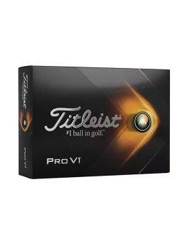 Titleist Pro V1 Golf Balls - 1 Dozen White