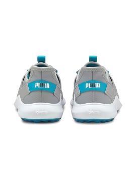 PUMA IGNITE FASTEN8 WOMENS - Silver Scuba Blue