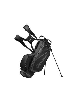 Taylormade 19 Select Stand Bag - Black/Charcoal