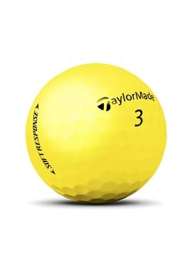 Taylormade 20 Soft Response - 1 Dozen Yellow