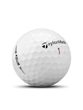 Taylormade 21 TP5x - 1 Dozen White