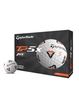 Taylormade 21 TP5x piX 2.0 - 1 Dozen