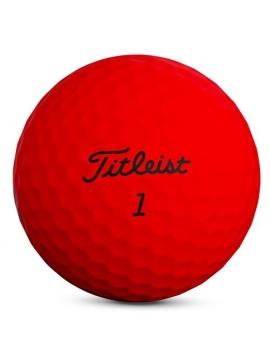 Titleist TruFeel Golf Balls - 1 Dozen White