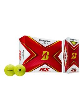 Bridgestone Tour B RX Golf Balls - 2020 - 1 Dozen White