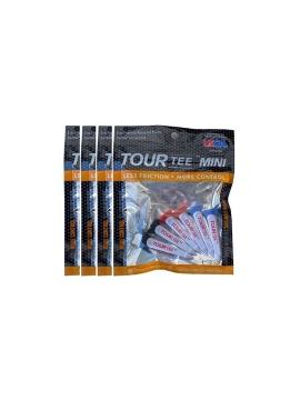 Tour Tee Mini Pack - Bulk Order (4 Pack)