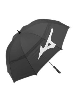 Mizuno Tour Twin Canopy Umbrella - Black/White