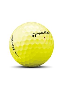 Taylormade 21 TP5x - 1 Dozen Yellow