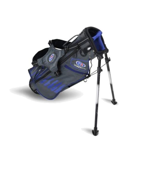 UL45-s Stand Bag/23 Inch, Grey/Blue Bag