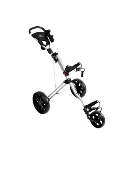 Youth 3 Wheel Push Cart