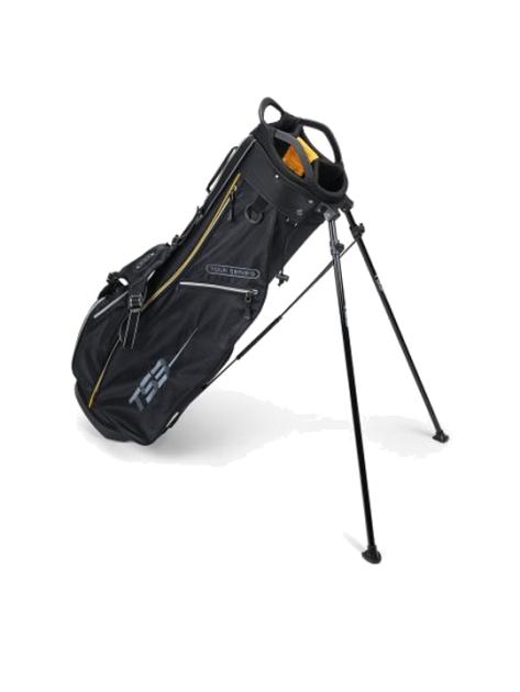 TS3-63 Stand Bag, Black/Gold Bag