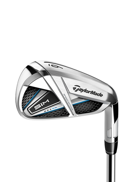 TaylorMade Sim Max - Steel - Iron Set