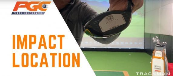 Face Impact Location - Where do you strike the ball?