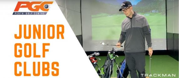Buying Junior Clubs? Find out what to look for.