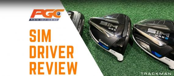 Taylormade SIM Driver Review