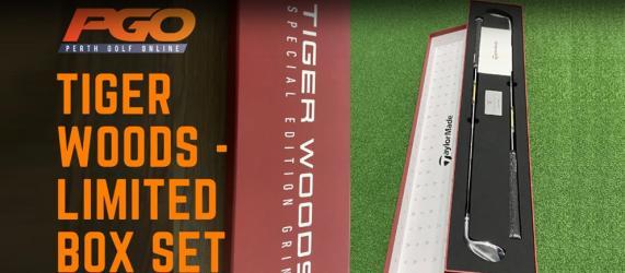 Tiger Woods Wedge Box Set - Perth - PGO