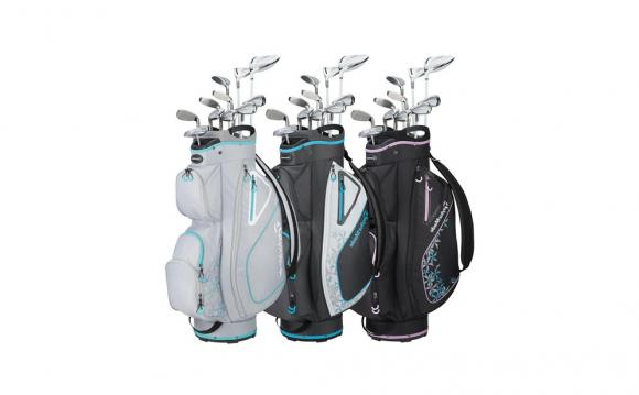 What to look for when purchasing a package golf set.