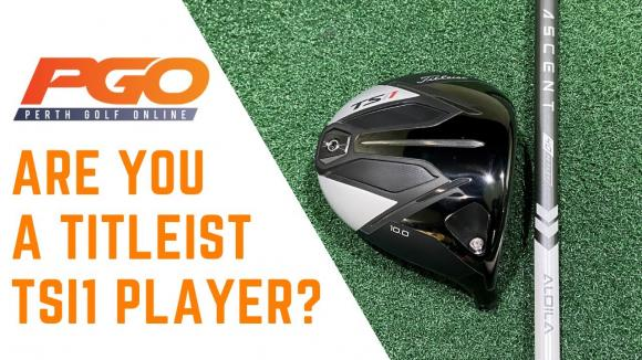 Are you a Titleist TSi1 Player?